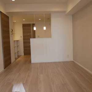 ルピナス台東レジデンス(5階,4399万円)の居間(リビング・ダイニング・キッチン)