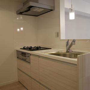 ルピナス台東レジデンス(5階,4499万円)のキッチン