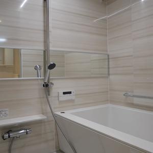 ルピナス台東レジデンス(5階,4499万円)の浴室・お風呂
