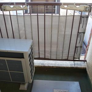 日興パレス秋葉原(5階,)のバルコニー