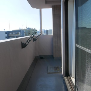 コスモ向島グランコート(7階,)のバルコニー