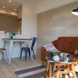 コスモ向島グランコート(7階,)の居間(リビング・ダイニング・キッチン)