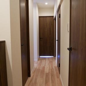 向島ハイツ(8階,)のお部屋の廊下