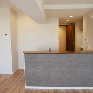 向島ハイツ(8階,)のキッチン