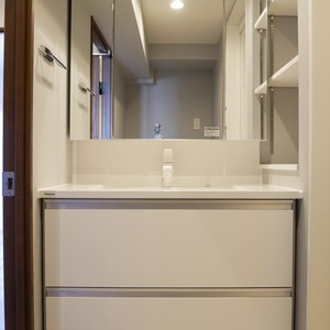 向島ハイツ(8階,)の化粧室・脱衣所・洗面室