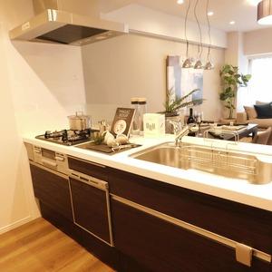 グリーンヒル小石川(5階,)のキッチン