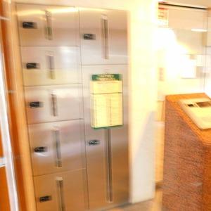 セレナハイム小石川西館のマンションの入口・エントランス