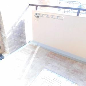 セレナハイム小石川西館(3階,)のバルコニー