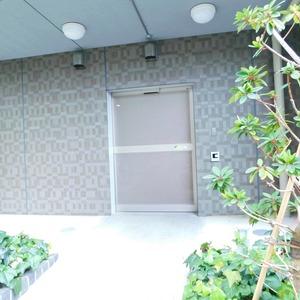 プレシス文京小石川静穏の杜の駐輪場