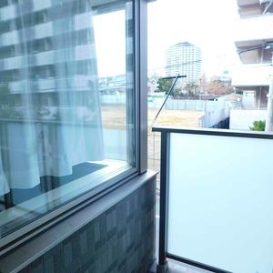 プレシス文京小石川静穏の杜(2階,7680万円)のバルコニー