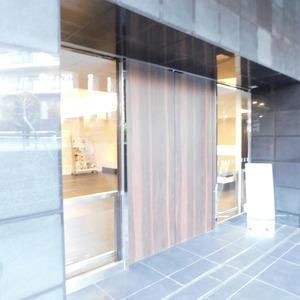 インペリアルガーデンのマンションの入口・エントランス