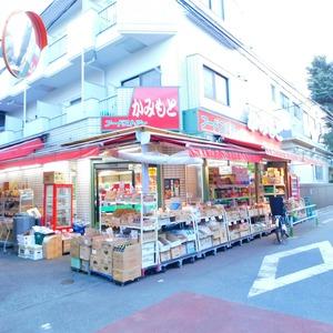 インペリアルガーデンの周辺の食品スーパー、コンビニなどのお買い物