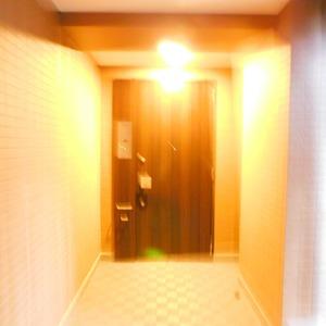 インペリアルガーデン(3階,)のフロア廊下(エレベーター降りてからお部屋まで)