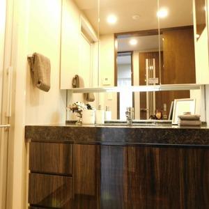 インペリアルガーデン(3階,)の化粧室・脱衣所・洗面室