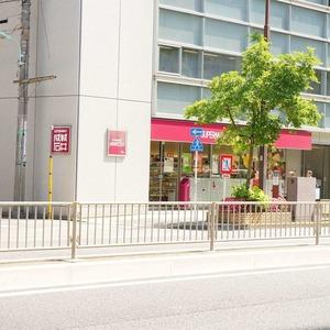 グリーンパーク日本橋堀留町の周辺の食品スーパー、コンビニなどのお買い物
