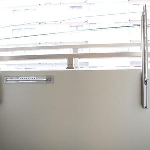 クオリア文京根津(2階,)のバルコニー