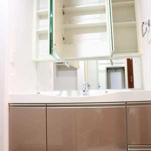 クオリア文京根津(2階,)の化粧室・脱衣所・洗面室