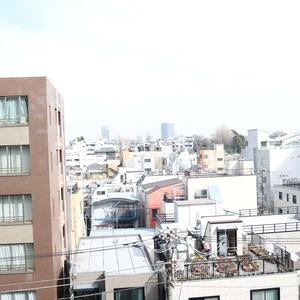 グランドメゾン根津参道(6階,4980万円)のお部屋からの眺望