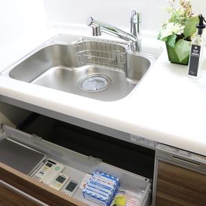 グランドメゾン根津参道(6階,4980万円)のキッチン