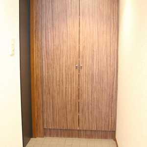 グランドメゾン根津参道(6階,4980万円)のお部屋の玄関