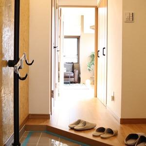 エクレーヌ本駒込(6階,5980万円)のお部屋の玄関