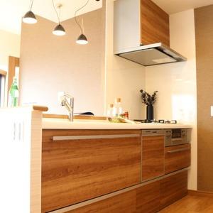 エクレーヌ本駒込(6階,5980万円)のキッチン