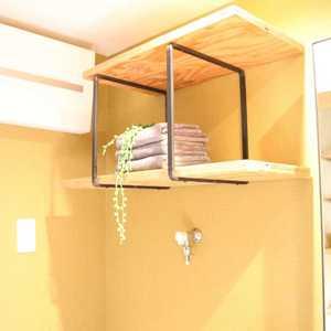 エクレーヌ本駒込(6階,5980万円)の化粧室・脱衣所・洗面室