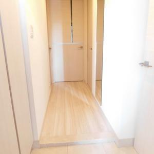 クレヴィア神楽坂(5階,5780万円)のお部屋の玄関