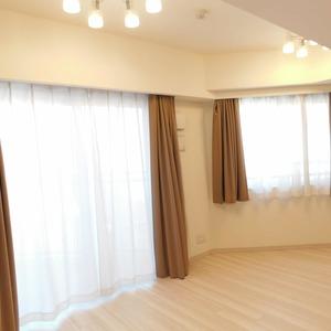 クレヴィア神楽坂(5階,)の居間(リビング・ダイニング・キッチン)