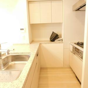 クレヴィア神楽坂(5階,)のキッチン