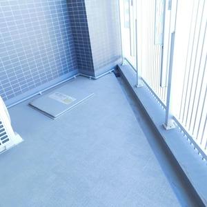クレヴィア神楽坂(5階,)のバルコニー