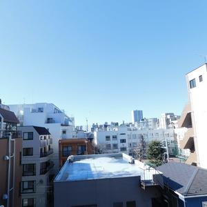 クレヴィア神楽坂(5階,5780万円)のお部屋からの眺望