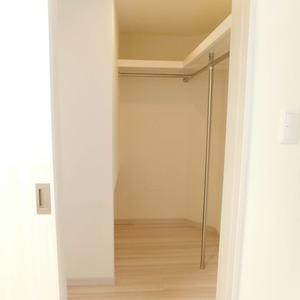 クレヴィア神楽坂(5階,5780万円)の洋室