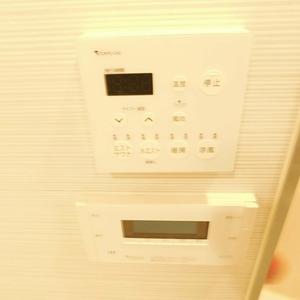 クレヴィア神楽坂(5階,)の浴室・お風呂