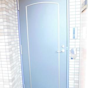 ラフォルム神楽坂(4階,)のフロア廊下(エレベーター降りてからお部屋まで)