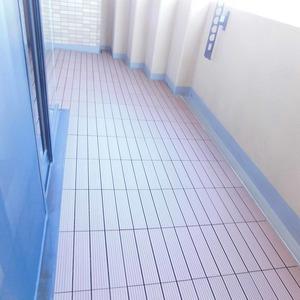 ラフォルム神楽坂(4階,)のバルコニー
