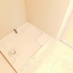 落合マンション(5階,4390万円)の化粧室・脱衣所・洗面室