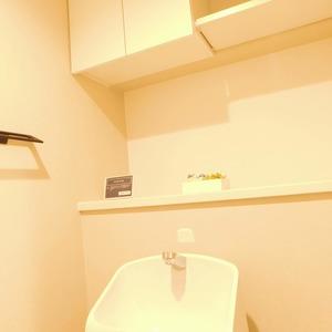 落合マンション(5階,4390万円)のトイレ