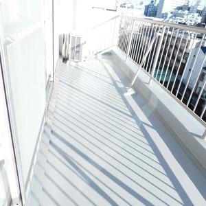 落合マンション(5階,4390万円)のバルコニー