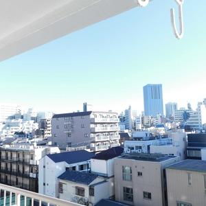 落合マンション(5階,4390万円)のお部屋からの眺望