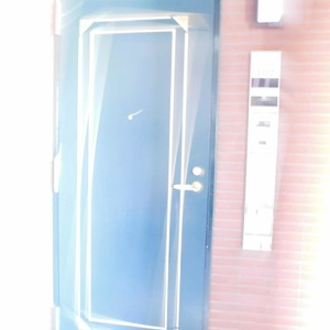ディアナコート恵比寿のフロア廊下(エレベーター降りてからお部屋まで)