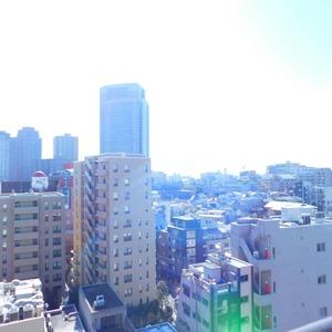 ディアナコート恵比寿(13階,1億9800万円)のお部屋からの眺望