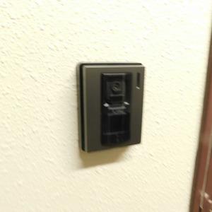 クレール五反田(8階,3880万円)のフロア廊下(エレベーター降りてからお部屋まで)