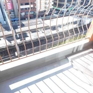 クレール五反田(8階,3880万円)のバルコニー
