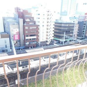 クレール五反田(8階,3880万円)のお部屋からの眺望