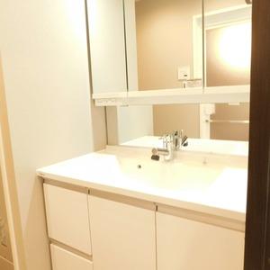 クレール五反田(8階,3880万円)の化粧室・脱衣所・洗面室