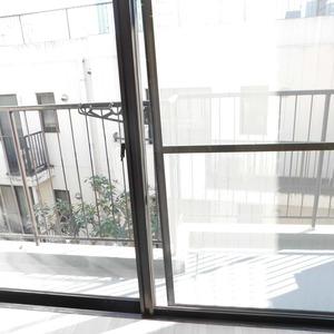 エクレール目黒(3階,)のバルコニー