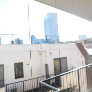 エクレール目黒(3階,)のお部屋からの眺望
