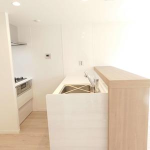 エクレール目黒(3階,)のキッチン