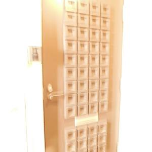 エクレール目黒(1階,4690万円)のフロア廊下(エレベーター降りてからお部屋まで)